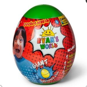 Ryan's World Mystery Sleepover Egg